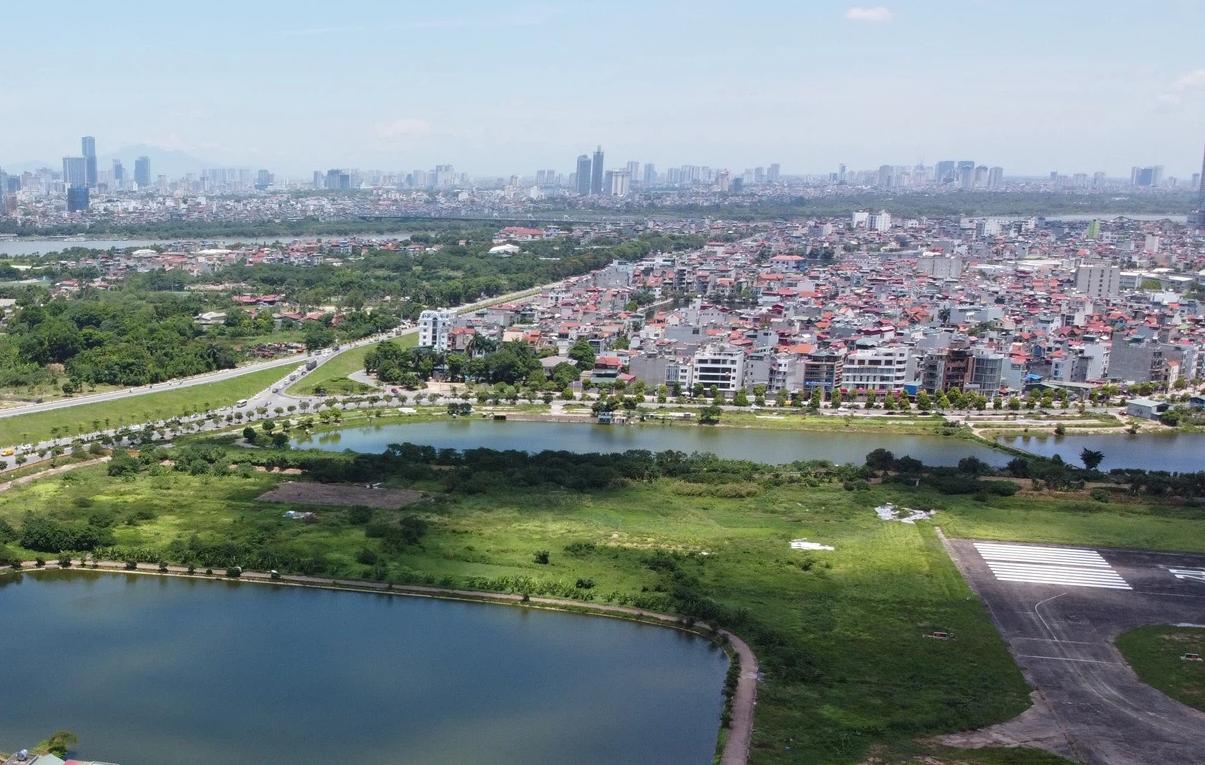 Kế hoạch sử dụng đất phường Long Biên, quận Long Biên, Hà Nội năm 2021 - Ảnh 1.