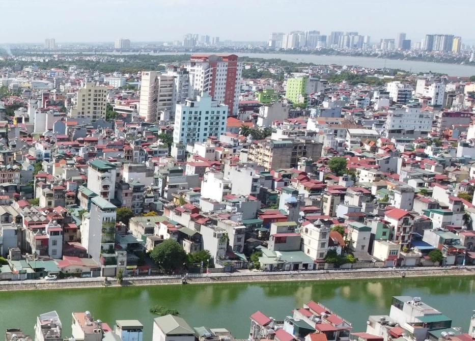 Kế hoạch sử dụng đất phường Ngọc Lâm, Long Biên, Hà Nội năm 2021 - Ảnh 1.
