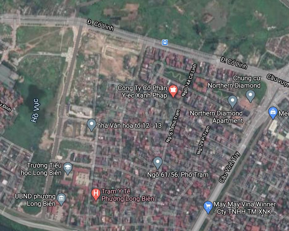 Đất dính quy hoạch ở phường Long Biên,  quận Long Biên, Hà Nội - Ảnh 2.
