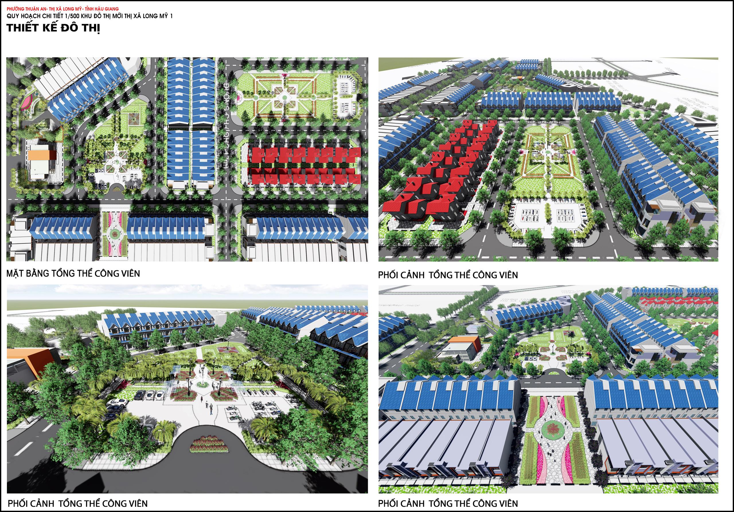 Khu đô thị mới tại thị xã Long Mỹ, tỉnh Hậu Giang tìm chủ đầu tư  - Ảnh 1.