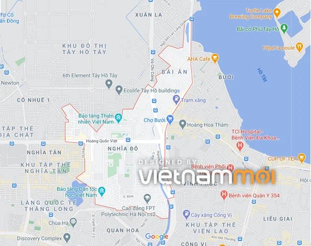 Những khu đất dính quy hoạch ở phường Nghĩa Đô, Cầu Giấy, Hà Nội - Ảnh 1.