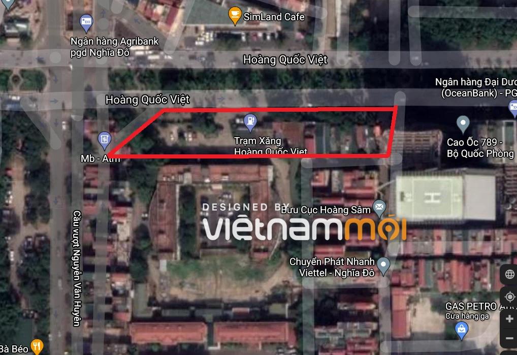 Những khu đất dính quy hoạch ở phường Nghĩa Đô, Cầu Giấy, Hà Nội - Ảnh 3.