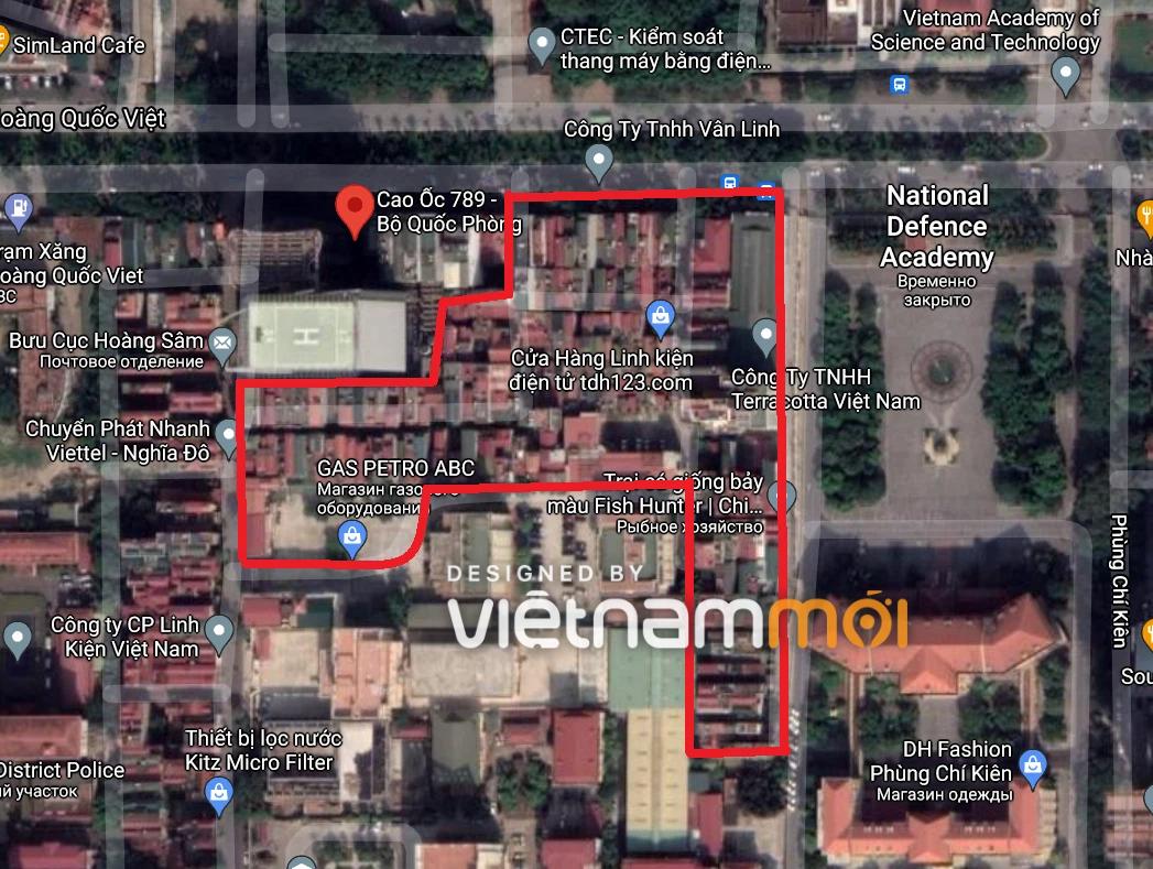 Những khu đất dính quy hoạch ở phường Nghĩa Đô, Cầu Giấy, Hà Nội - Ảnh 5.