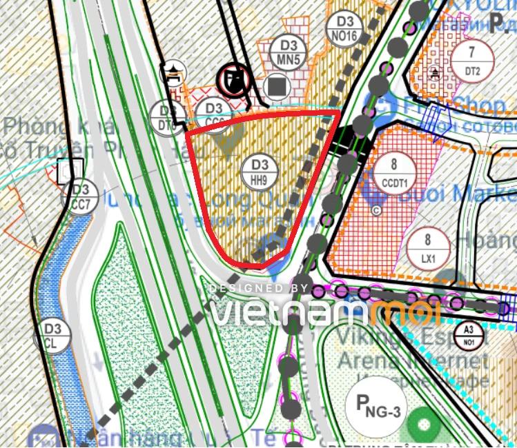 Những khu đất dính quy hoạch ở phường Nghĩa Đô, Cầu Giấy, Hà Nội - Ảnh 6.