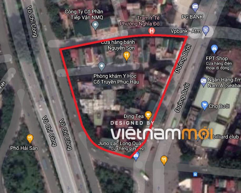 Những khu đất dính quy hoạch ở phường Nghĩa Đô, Cầu Giấy, Hà Nội - Ảnh 7.
