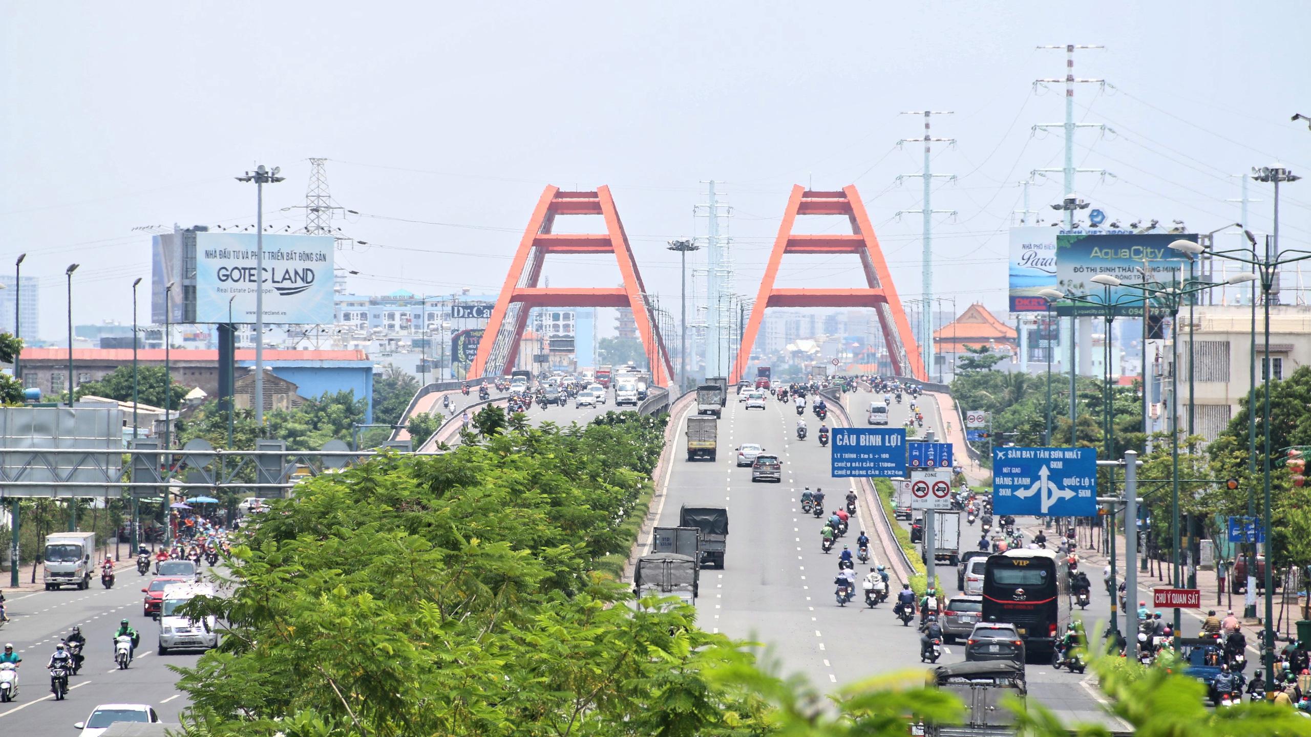 Những công trình kết nối TP Thủ Đức với bờ Tây sông Sài Gòn - Ảnh 4.