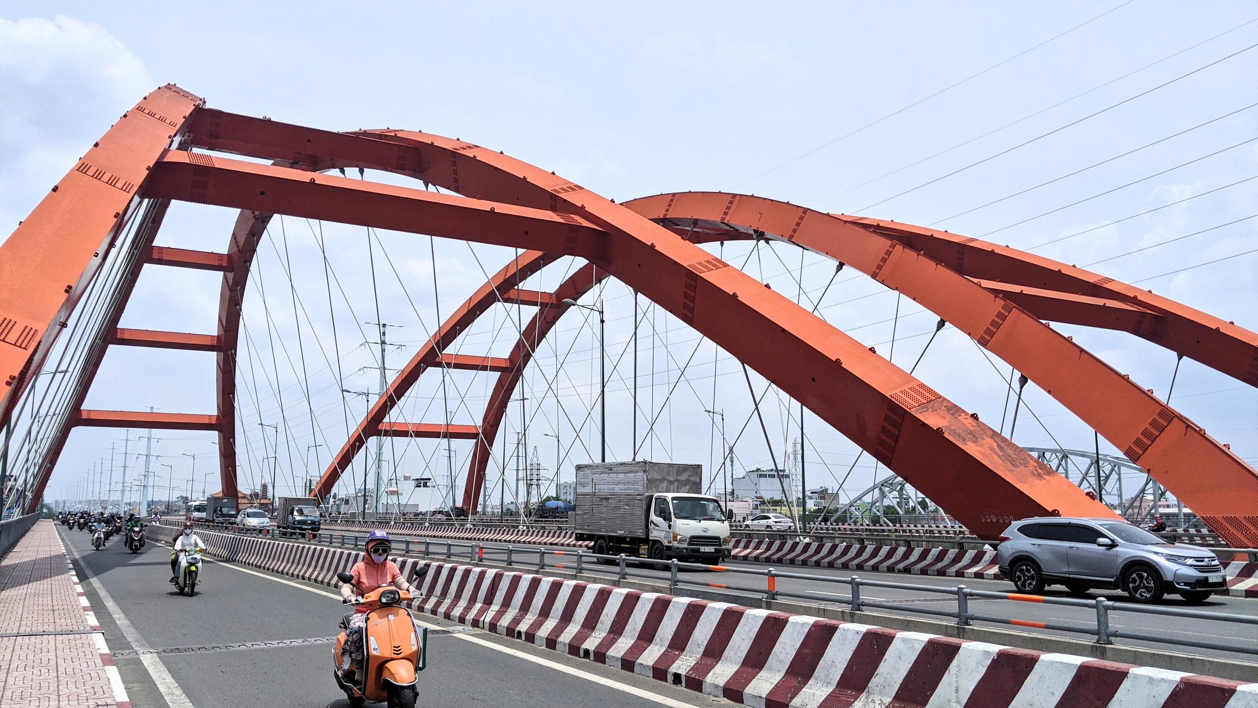 Những công trình kết nối TP Thủ Đức với bờ Tây sông Sài Gòn - Ảnh 5.