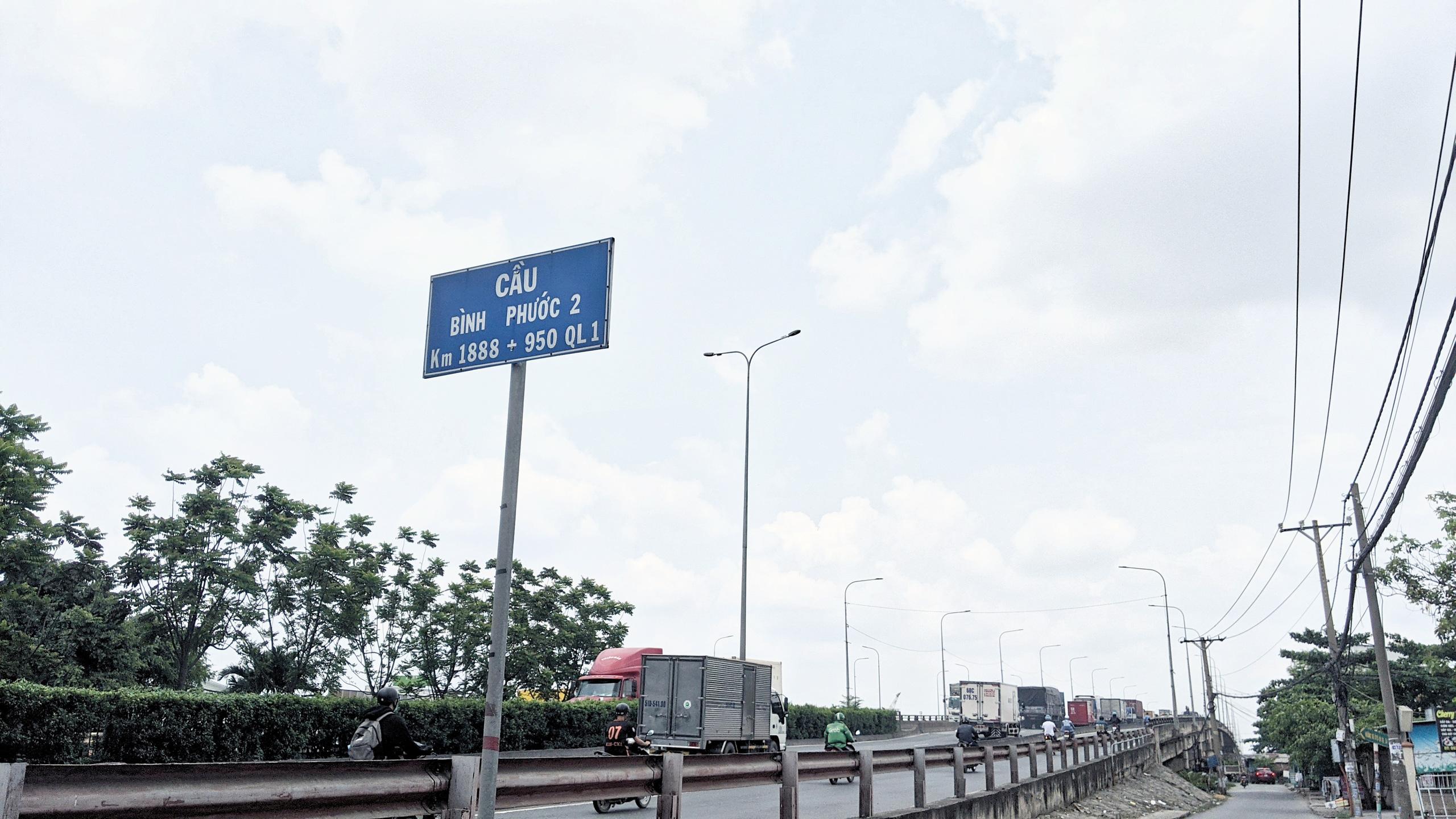 Những công trình kết nối TP Thủ Đức với bờ Tây sông Sài Gòn - Ảnh 2.