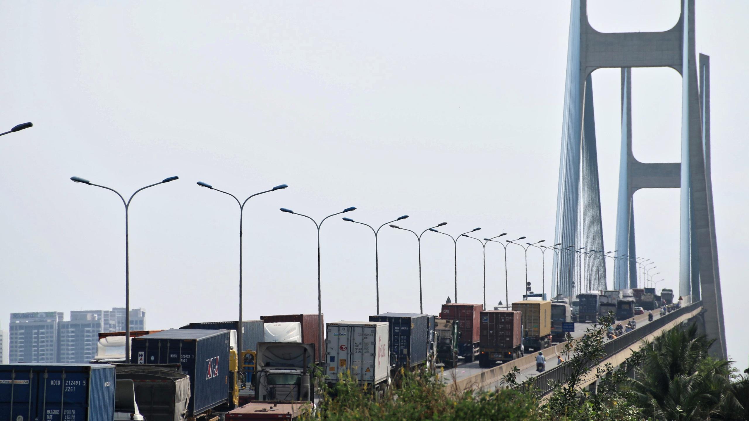 Những công trình kết nối TP Thủ Đức với bờ Tây sông Sài Gòn - Ảnh 20.