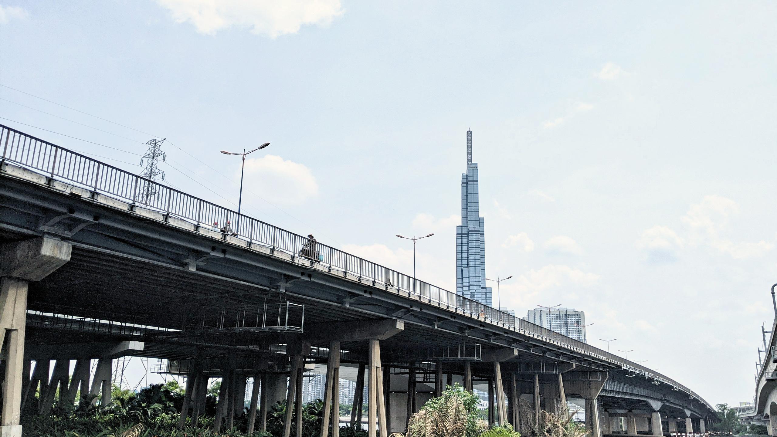 Những công trình kết nối TP Thủ Đức với bờ Tây sông Sài Gòn - Ảnh 12.