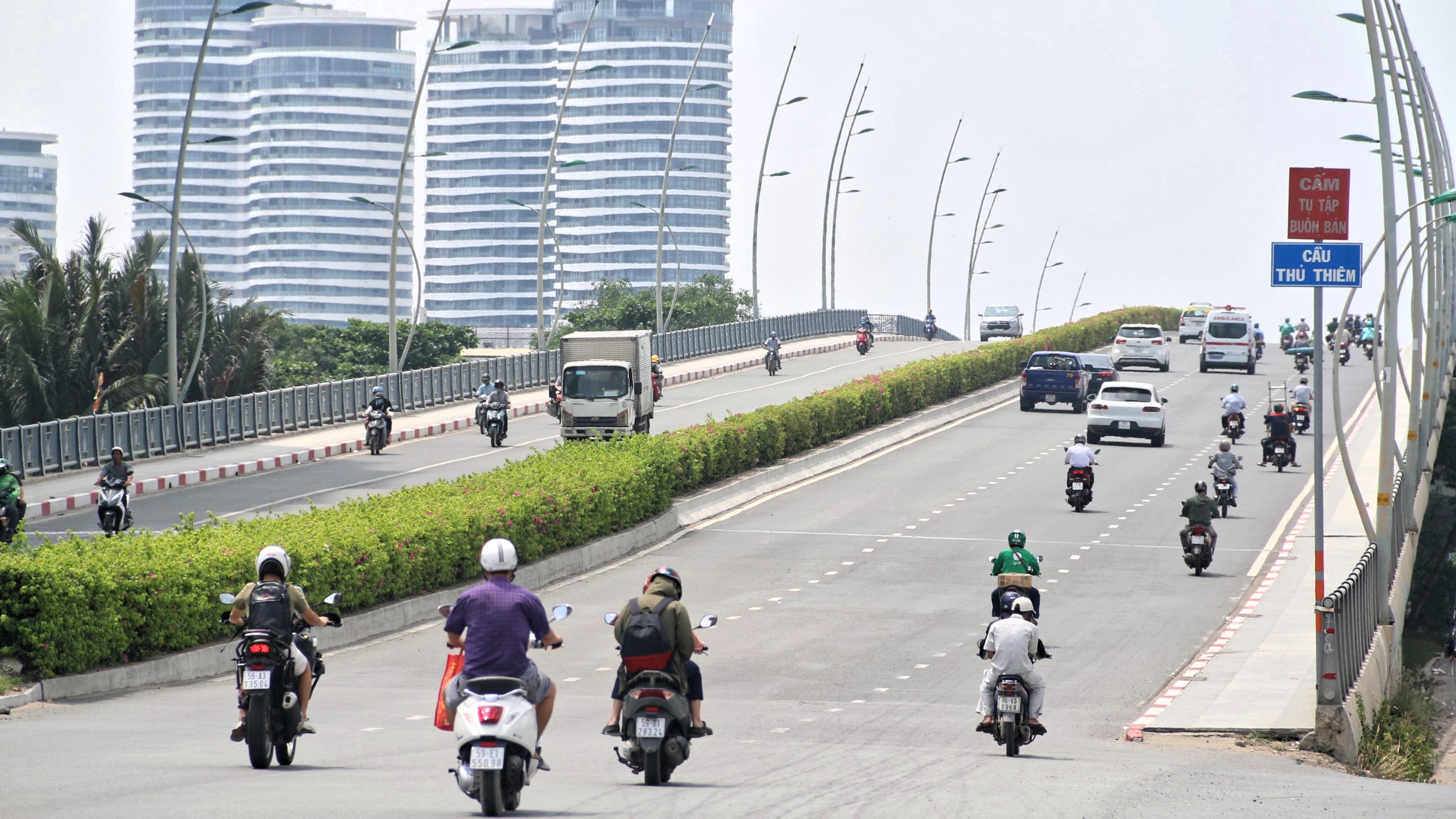 Những công trình kết nối TP Thủ Đức với bờ Tây sông Sài Gòn - Ảnh 13.