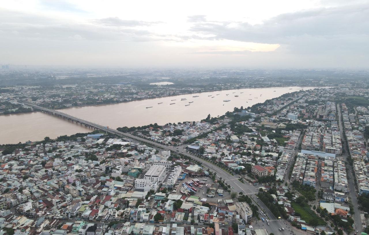 Dự kiến khởi công đường ven sông Đồng Nai hơn 1.300 tỷ đồng trong tháng 5 - Ảnh 1.