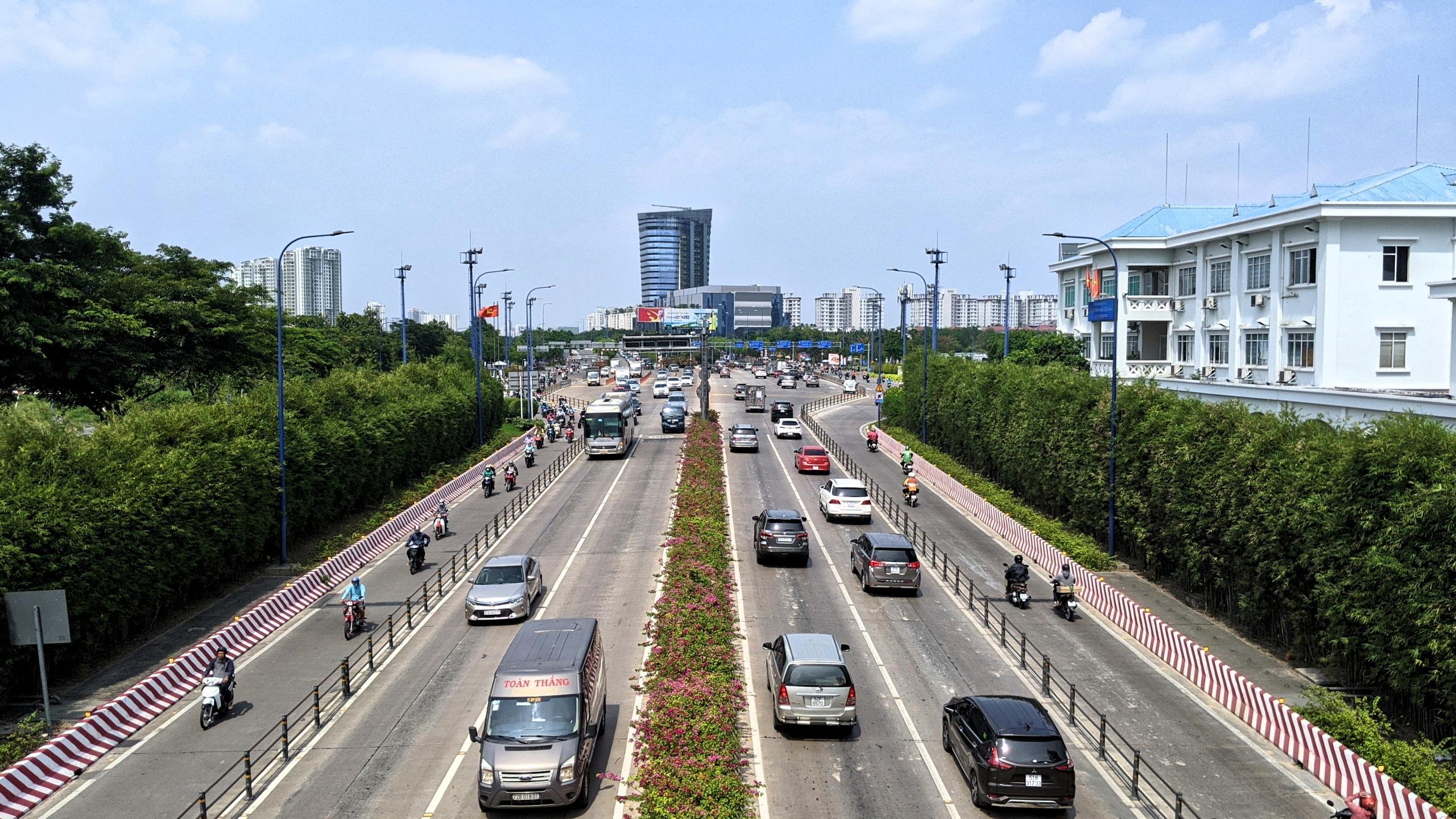 Những công trình kết nối TP Thủ Đức với bờ Tây sông Sài Gòn - Ảnh 17.