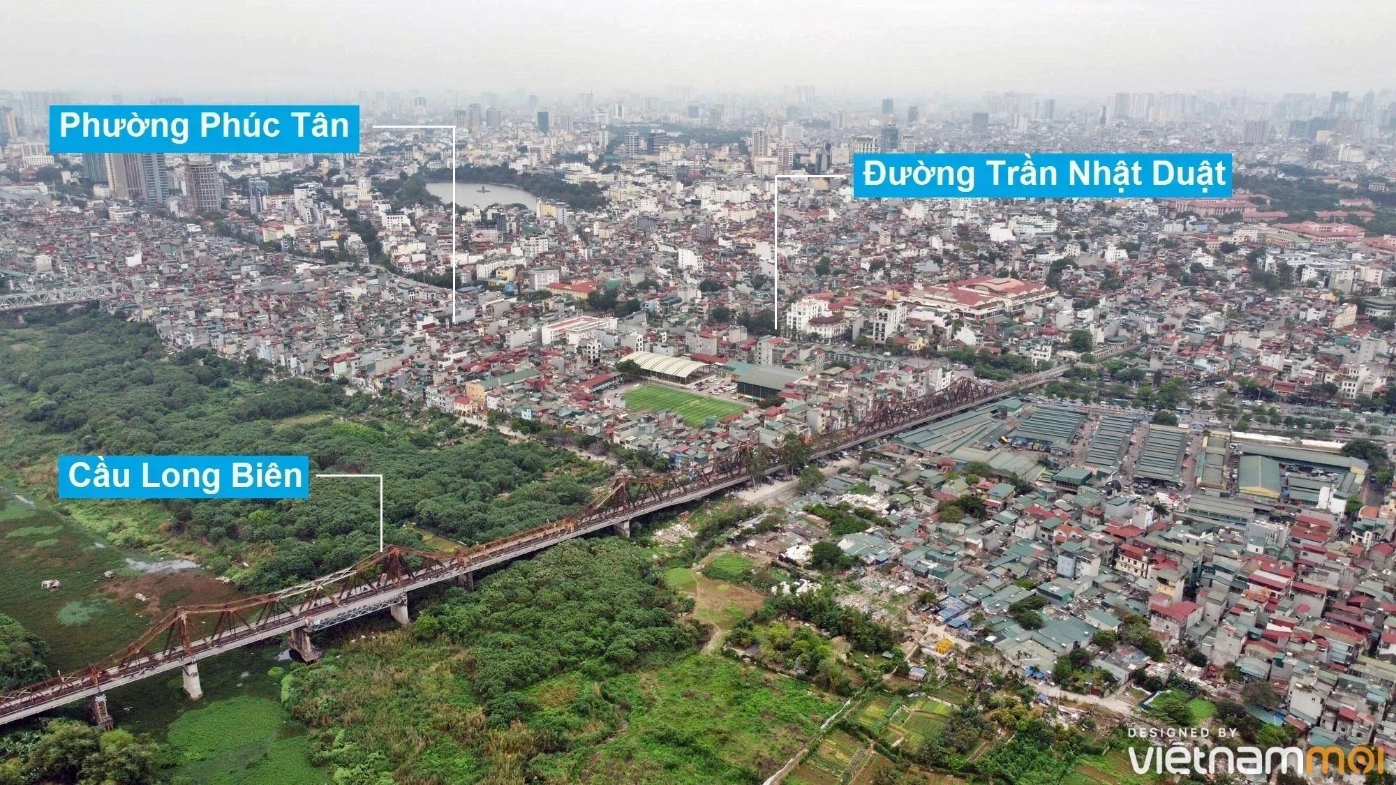 Toàn cảnh hiện trạng Phân khu đô thị sông Hồng trên địa bàn quận Hoàn Kiếm - Ảnh 3.