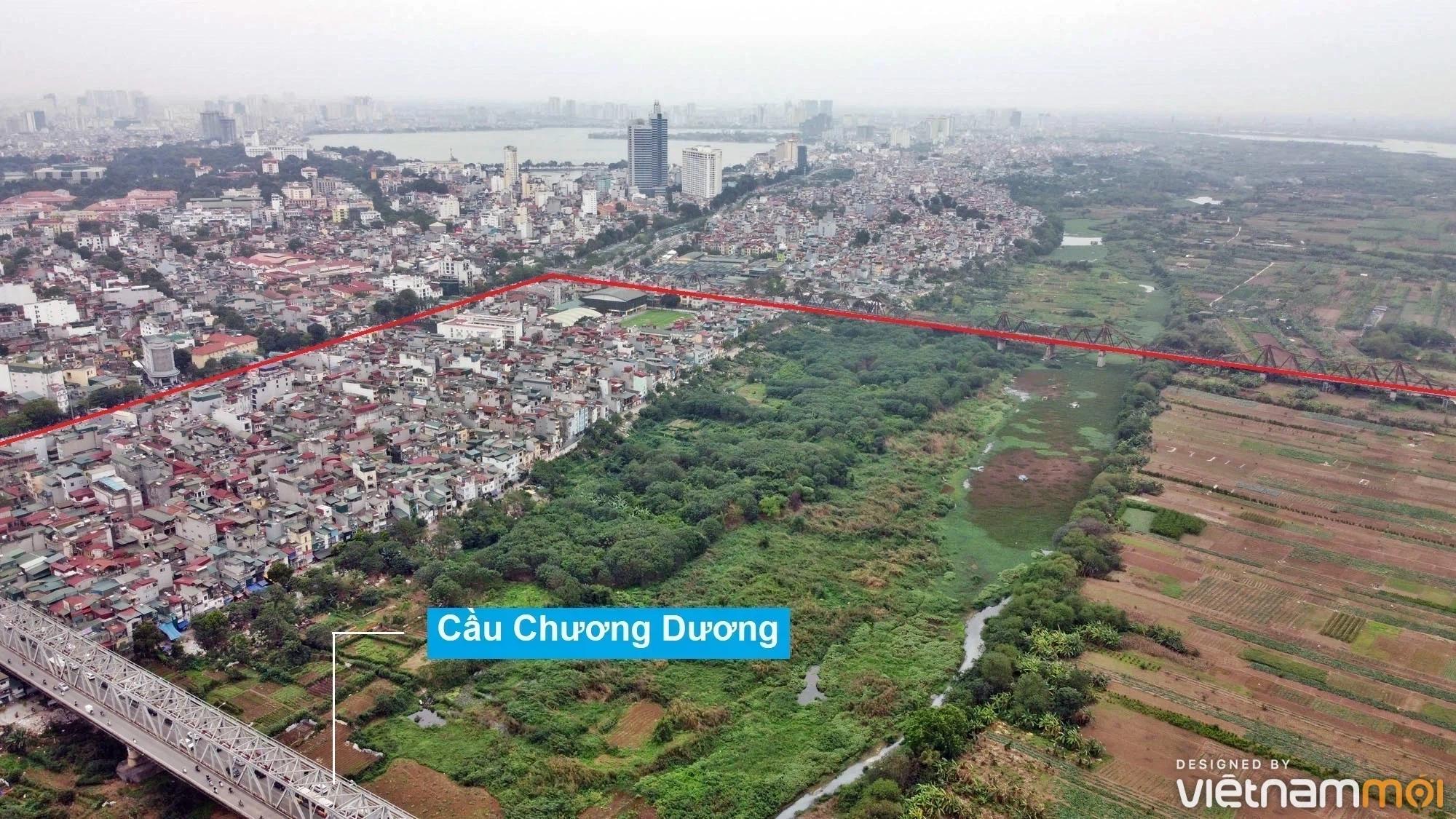 Toàn cảnh hiện trạng Phân khu đô thị sông Hồng trên địa bàn quận Hoàn Kiếm - Ảnh 4.