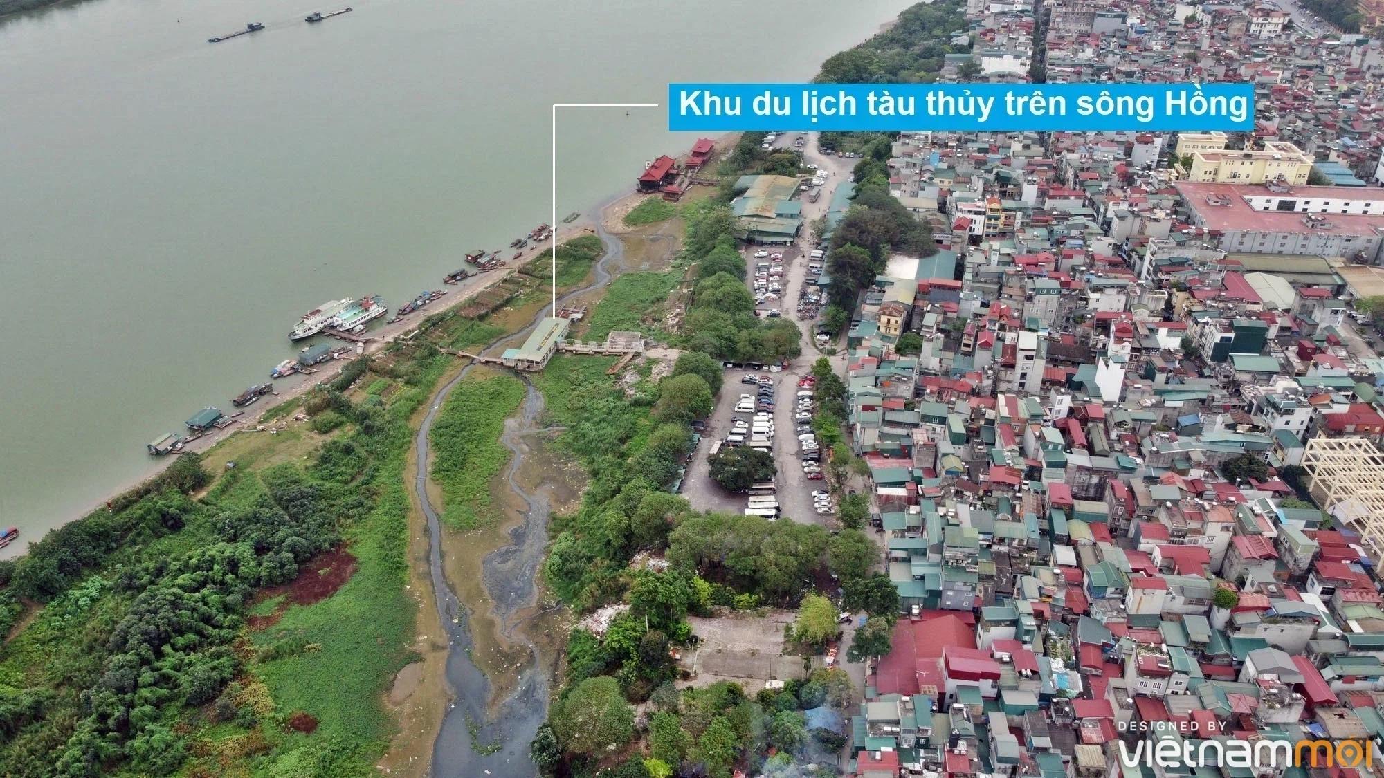 Toàn cảnh hiện trạng Phân khu đô thị sông Hồng trên địa bàn quận Hoàn Kiếm - Ảnh 12.