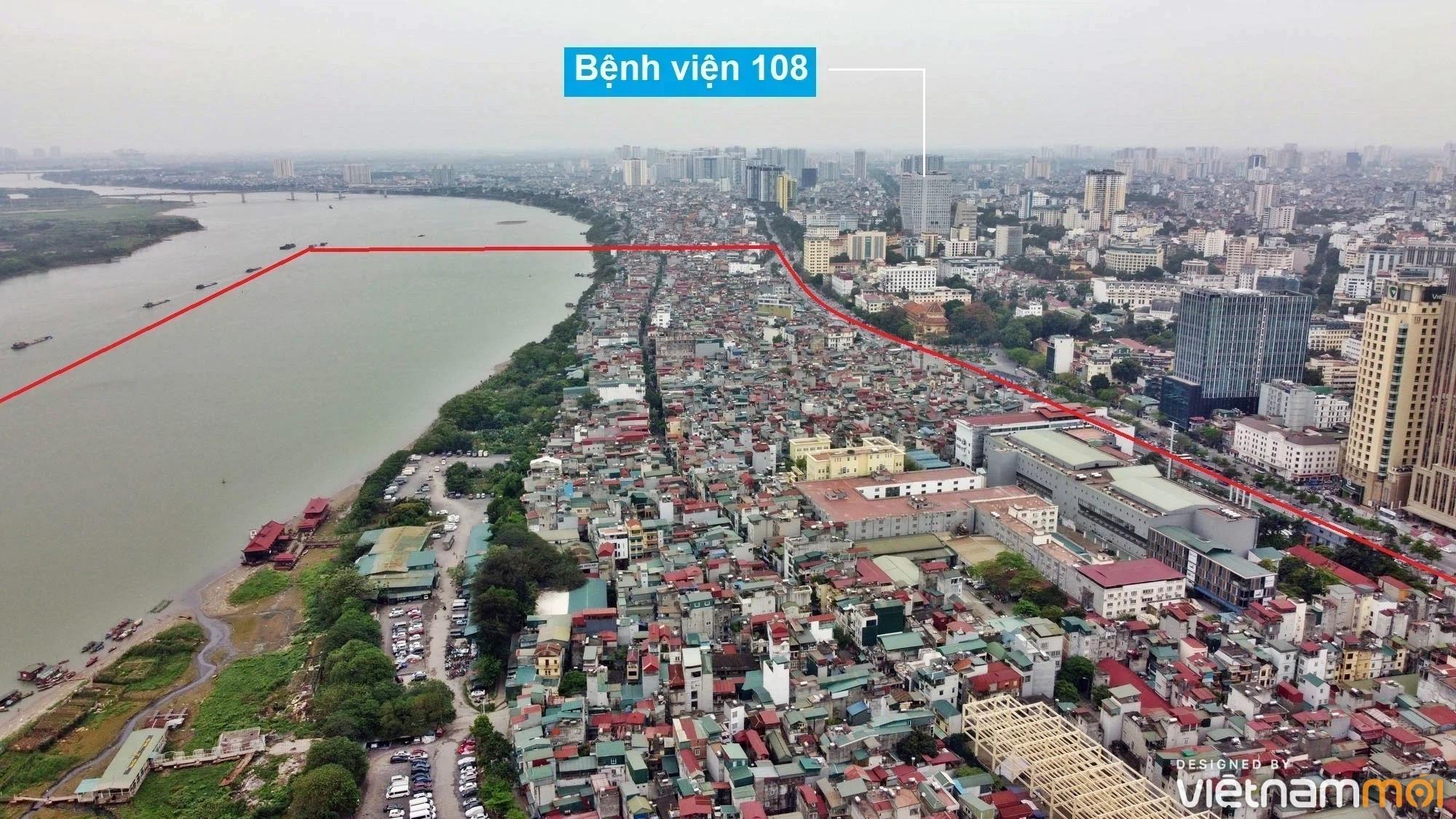 Toàn cảnh hiện trạng Phân khu đô thị sông Hồng trên địa bàn quận Hoàn Kiếm - Ảnh 14.