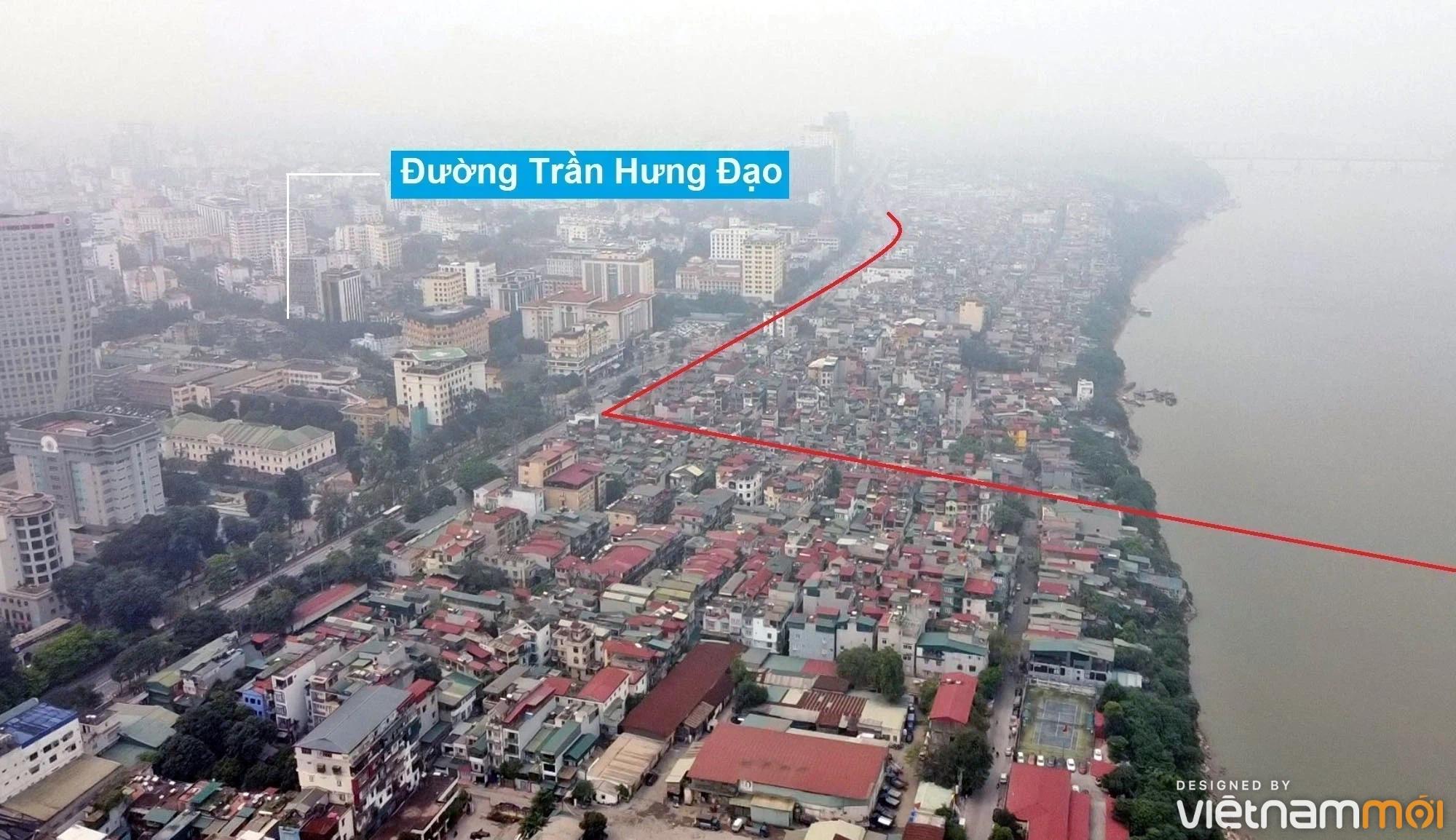 Toàn cảnh hiện trạng Phân khu đô thị sông Hồng trên địa bàn quận Hoàn Kiếm - Ảnh 15.