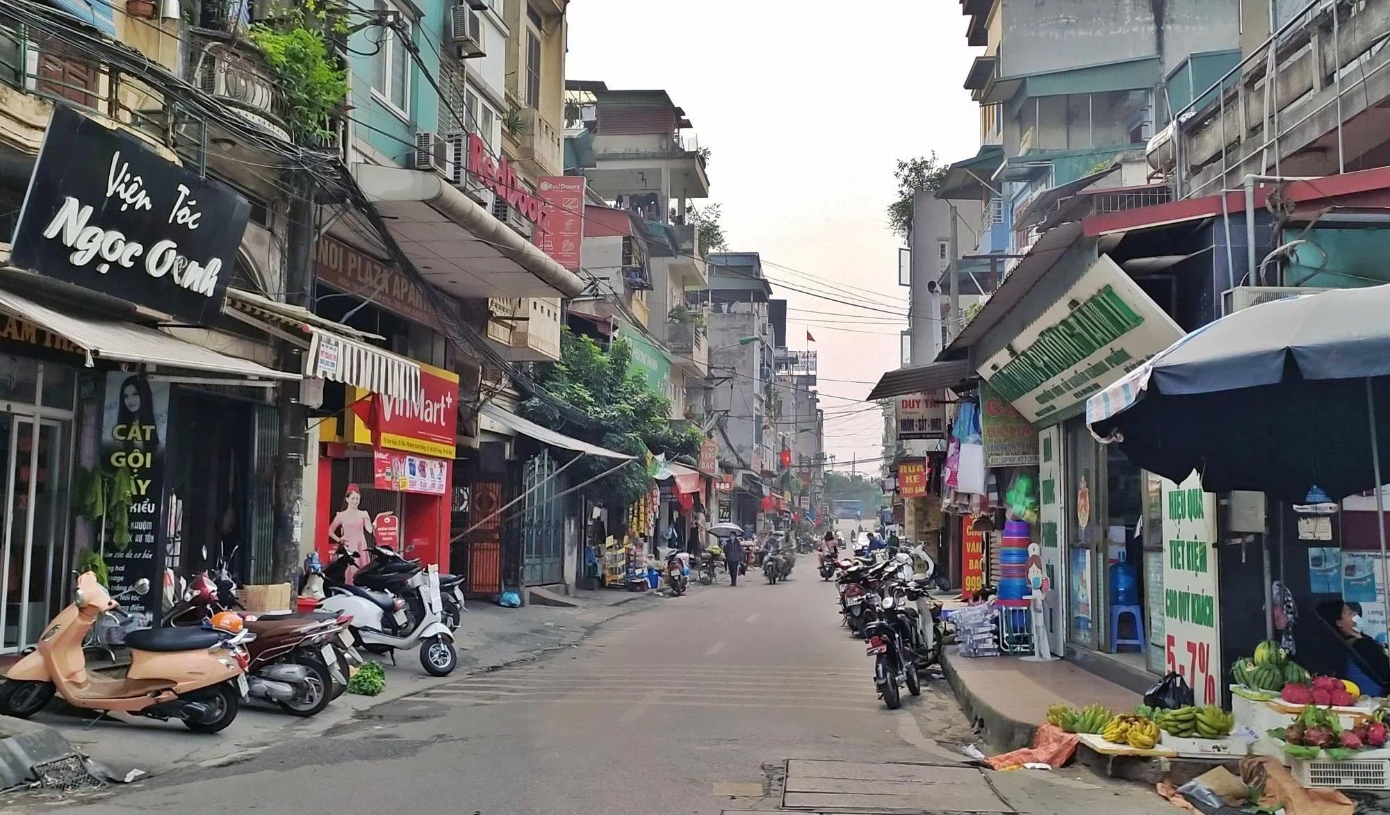 Toàn cảnh hiện trạng Phân khu đô thị sông Hồng trên địa bàn quận Hoàn Kiếm - Ảnh 18.