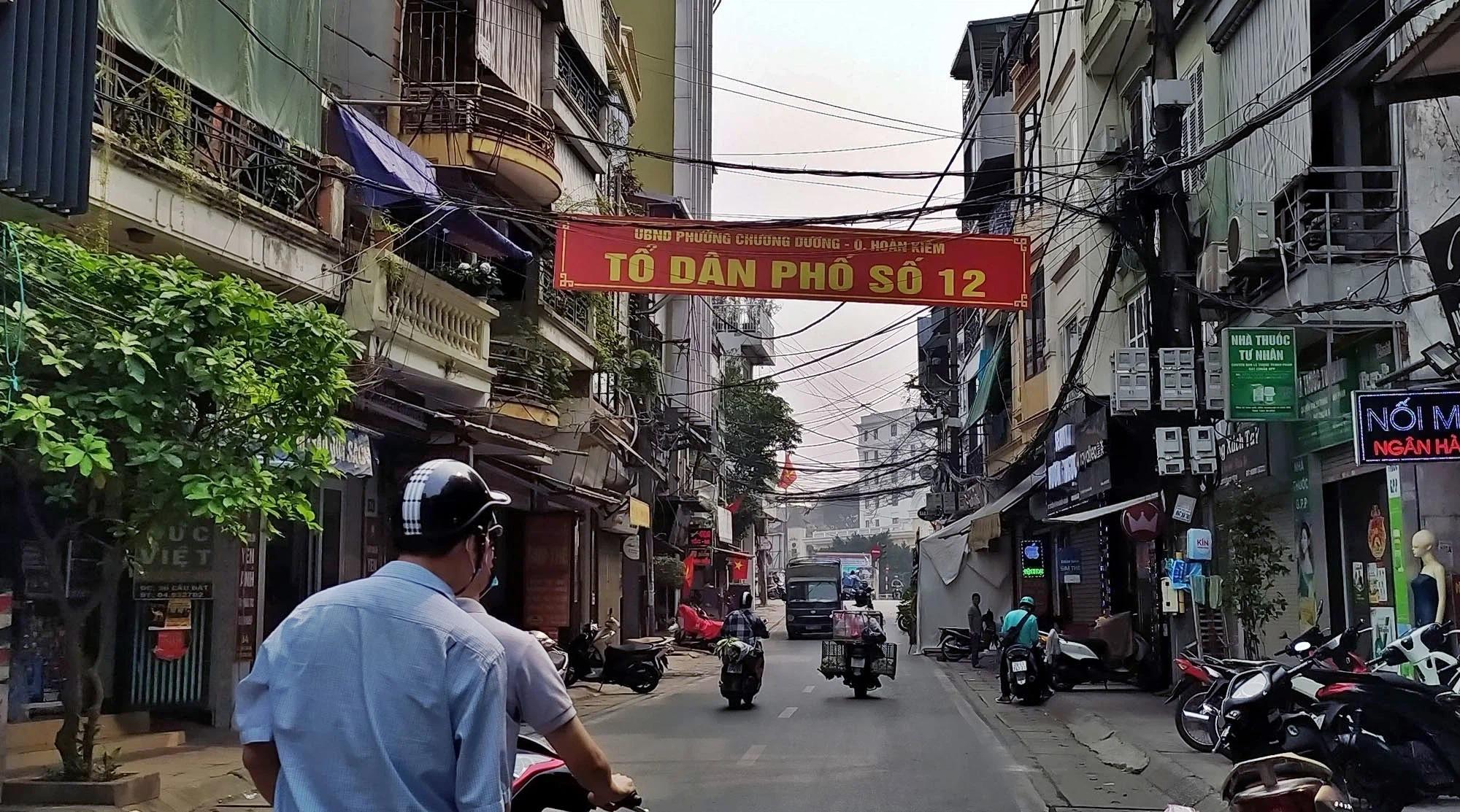 Toàn cảnh hiện trạng Phân khu đô thị sông Hồng trên địa bàn quận Hoàn Kiếm - Ảnh 19.