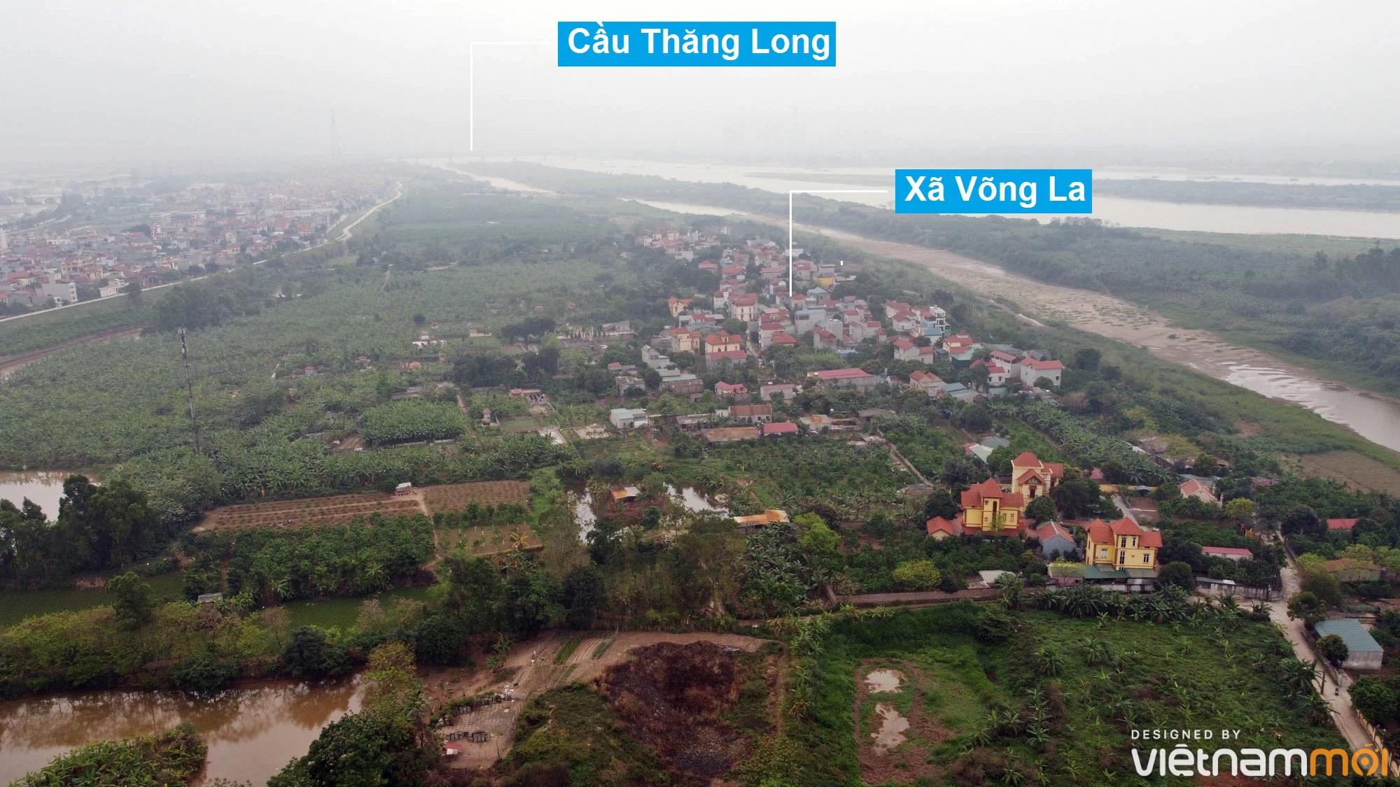 Toàn cảnh hiện trạng Phân khu đô thị sông Hồng trên địa bàn huyện Đông Anh - Ảnh 9.