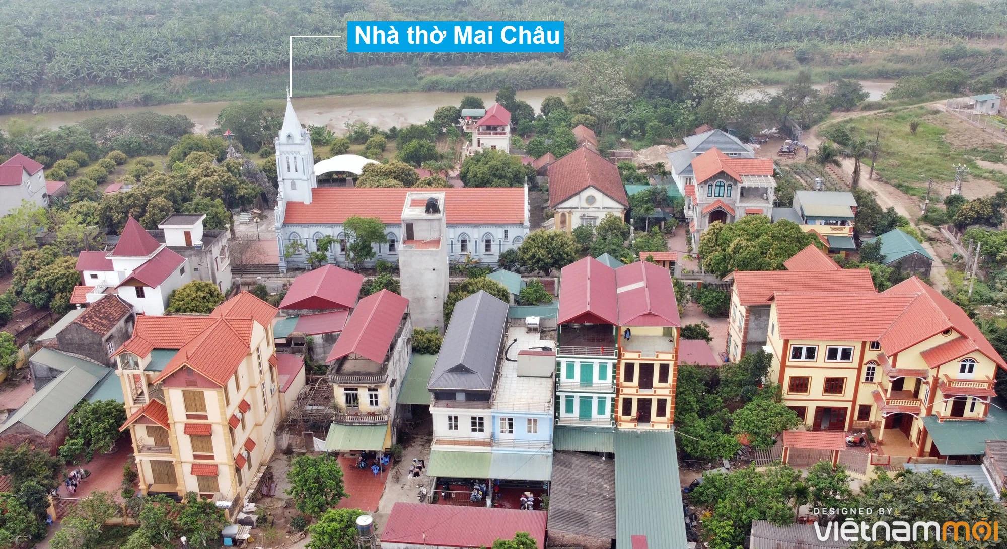 Toàn cảnh hiện trạng Phân khu đô thị sông Hồng trên địa bàn huyện Đông Anh - Ảnh 10.