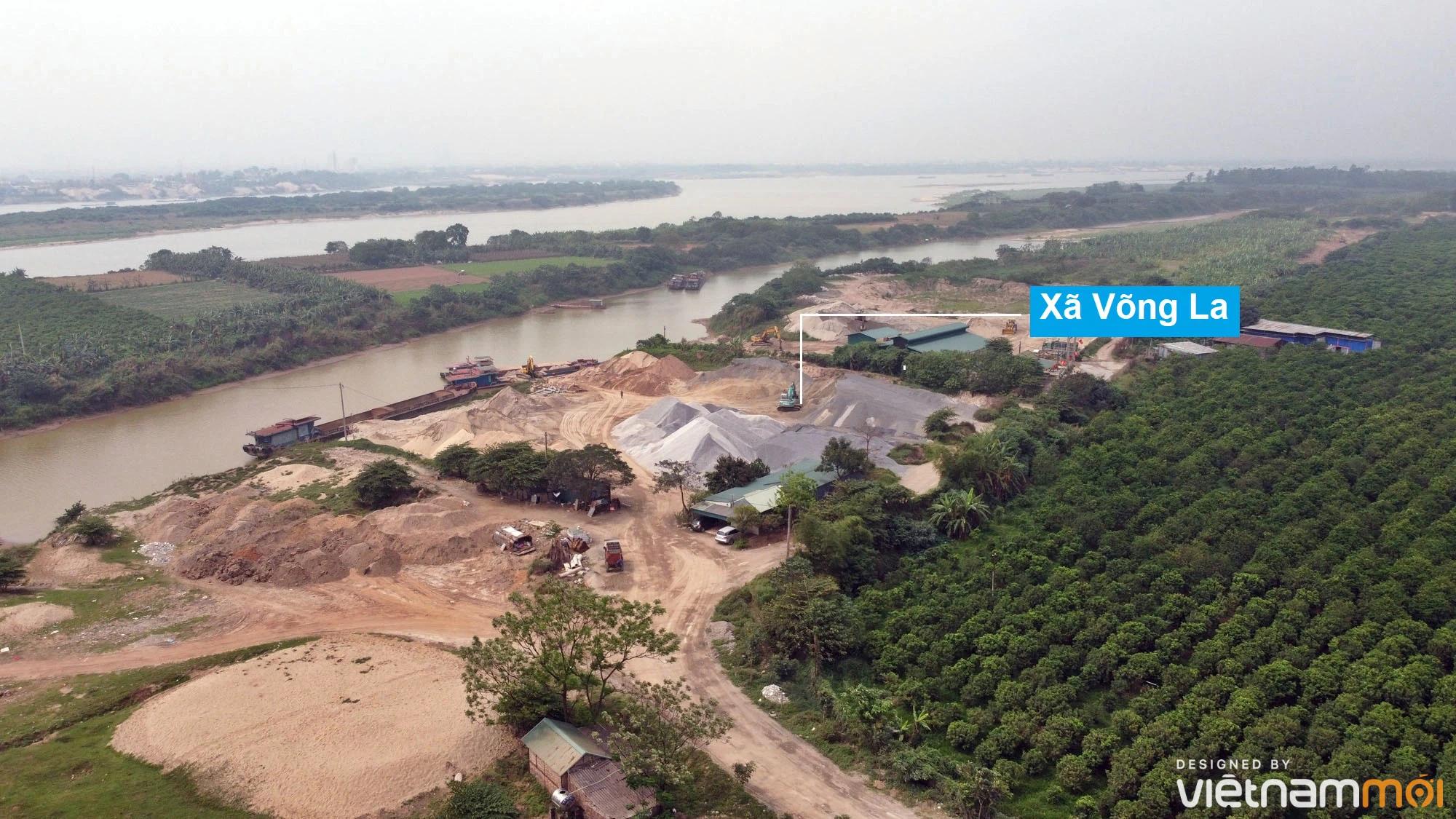 Toàn cảnh hiện trạng Phân khu đô thị sông Hồng trên địa bàn huyện Đông Anh - Ảnh 12.