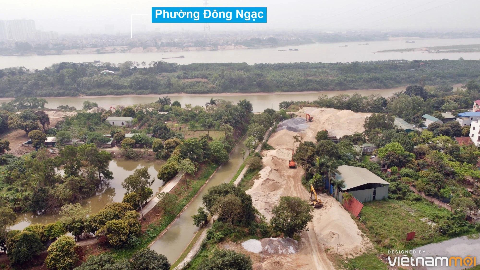 Toàn cảnh hiện trạng Phân khu đô thị sông Hồng trên địa bàn huyện Đông Anh - Ảnh 18.