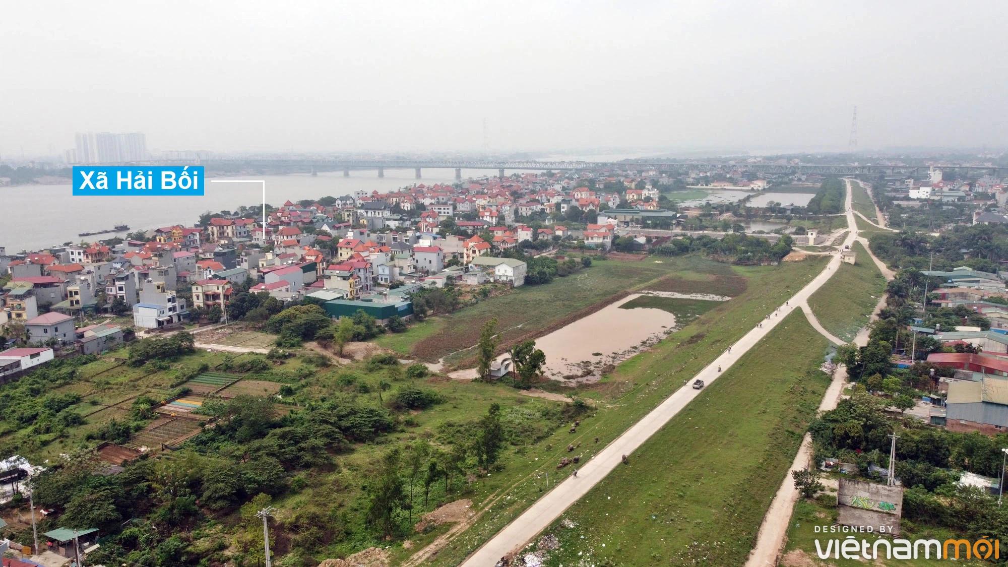 Toàn cảnh hiện trạng Phân khu đô thị sông Hồng trên địa bàn huyện Đông Anh - Ảnh 19.