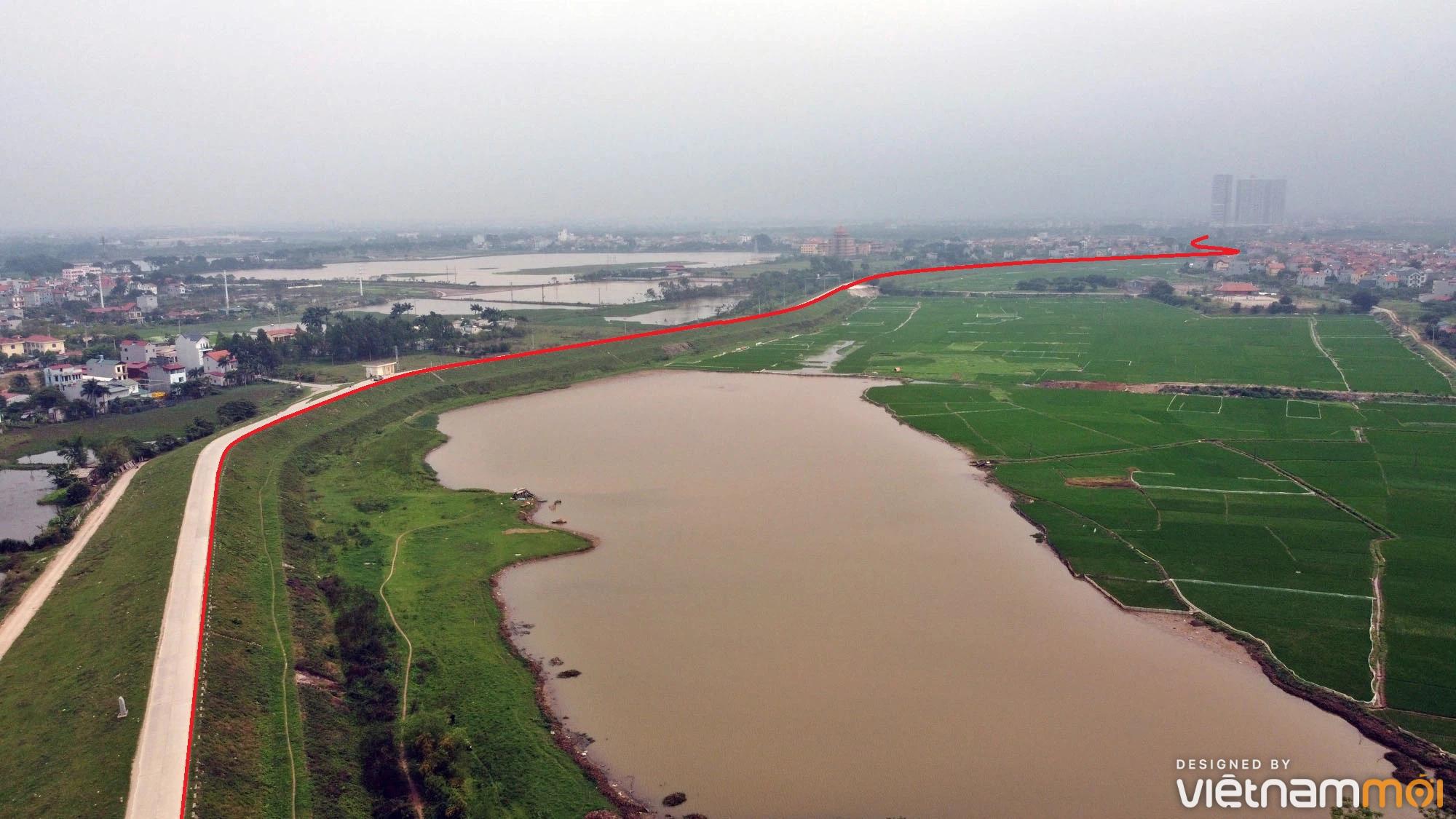 Toàn cảnh hiện trạng Phân khu đô thị sông Hồng trên địa bàn huyện Đông Anh - Ảnh 20.