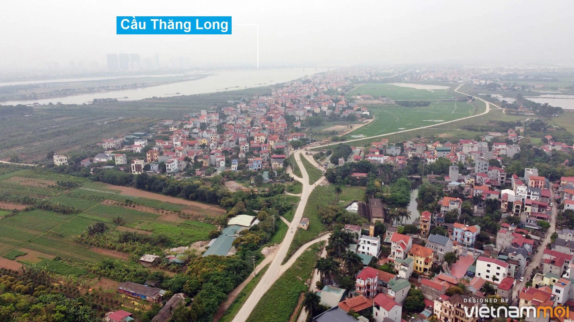 Toàn cảnh hiện trạng Phân khu đô thị sông Hồng trên địa bàn huyện Đông Anh - Ảnh 22.