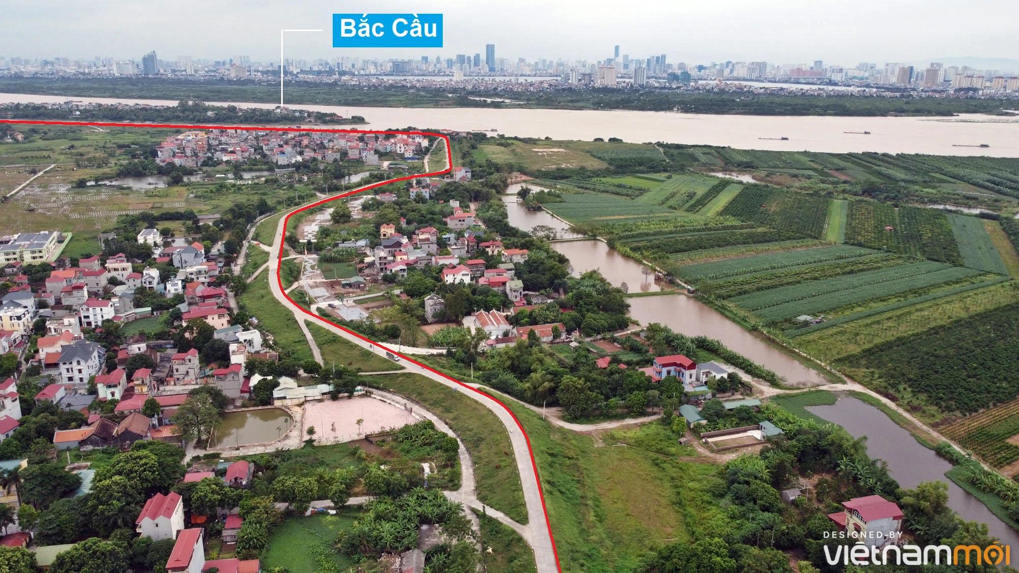 Toàn cảnh hiện trạng Phân khu đô thị sông Hồng trên địa bàn huyện Đông Anh - Ảnh 28.