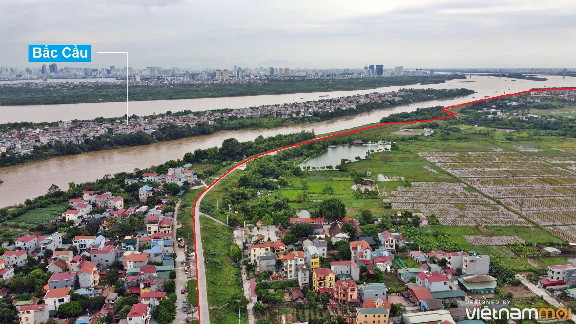 Toàn cảnh hiện trạng Phân khu đô thị sông Hồng trên địa bàn huyện Đông Anh - Ảnh 30.