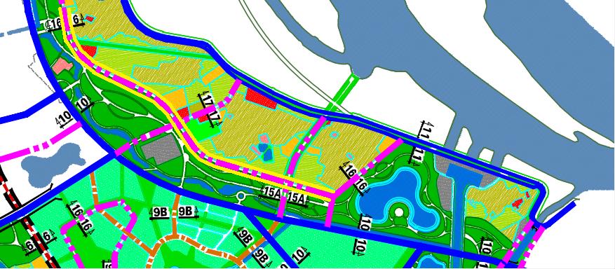 Đường sẽ mở ở phường Liên Mạc, Bắc Từ Liêm, Hà Nội - Ảnh 1.
