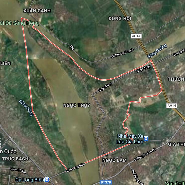 Kế hoạch sử dụng đất phường Ngọc Thụy, Long Biên, Hà Nội năm 2021 - Ảnh 2.