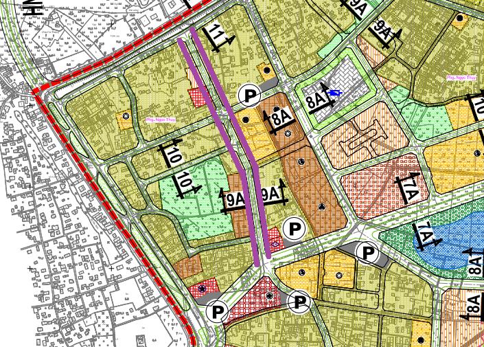 Đường sẽ mở ở phường Ngọc Thụy, Long Biên, Hà Nội - Ảnh 1.