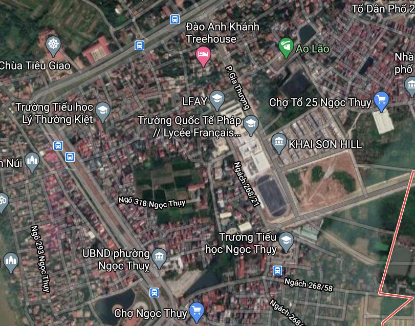 Đường sẽ mở ở phường Ngọc Thụy, Long Biên, Hà Nội - Ảnh 2.