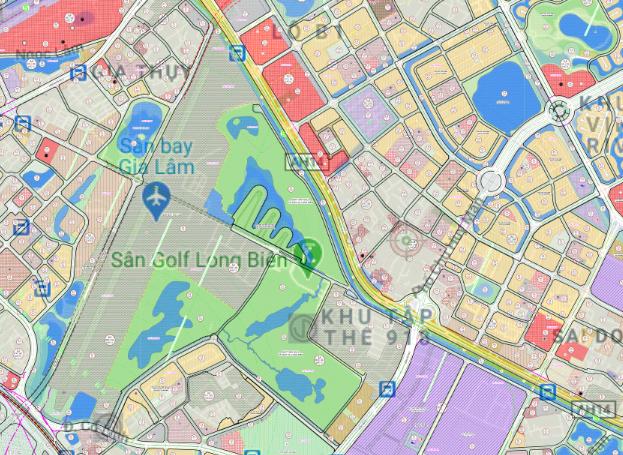 Bản đồ quy hoạch sử dụng đất phường Phúc Đồng, Long Biên, Hà Nội - Ảnh 2.