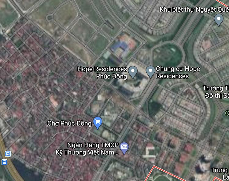 Đất dính quy hoạch ở phường Phúc Đồng, Long Biên, Hà Nội - Ảnh 2.