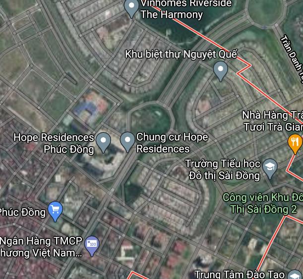 Đường sẽ mở ở phường Phúc Đồng, Long Biên, Hà Nội - Ảnh 2.