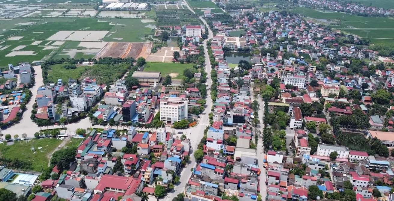 Ứng Hòa sắp thu hồi gần 200 ha đất để làm 77 dự án, hoàn thiện đường kết nối nhiều quận huyện nam Hà Nội - Ảnh 1.
