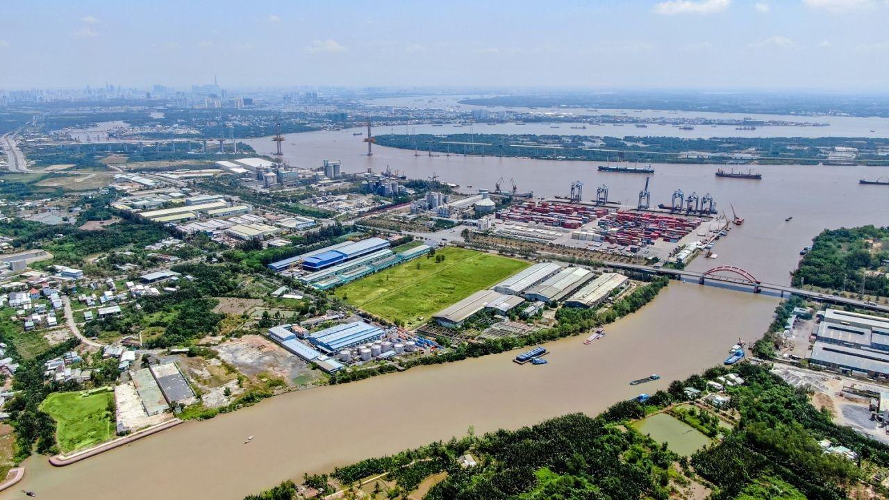 Phát triển đô thị phía Nam TP HCM, BĐS Cần Giuộc tăng tốc đón cơ hội - Ảnh 1.