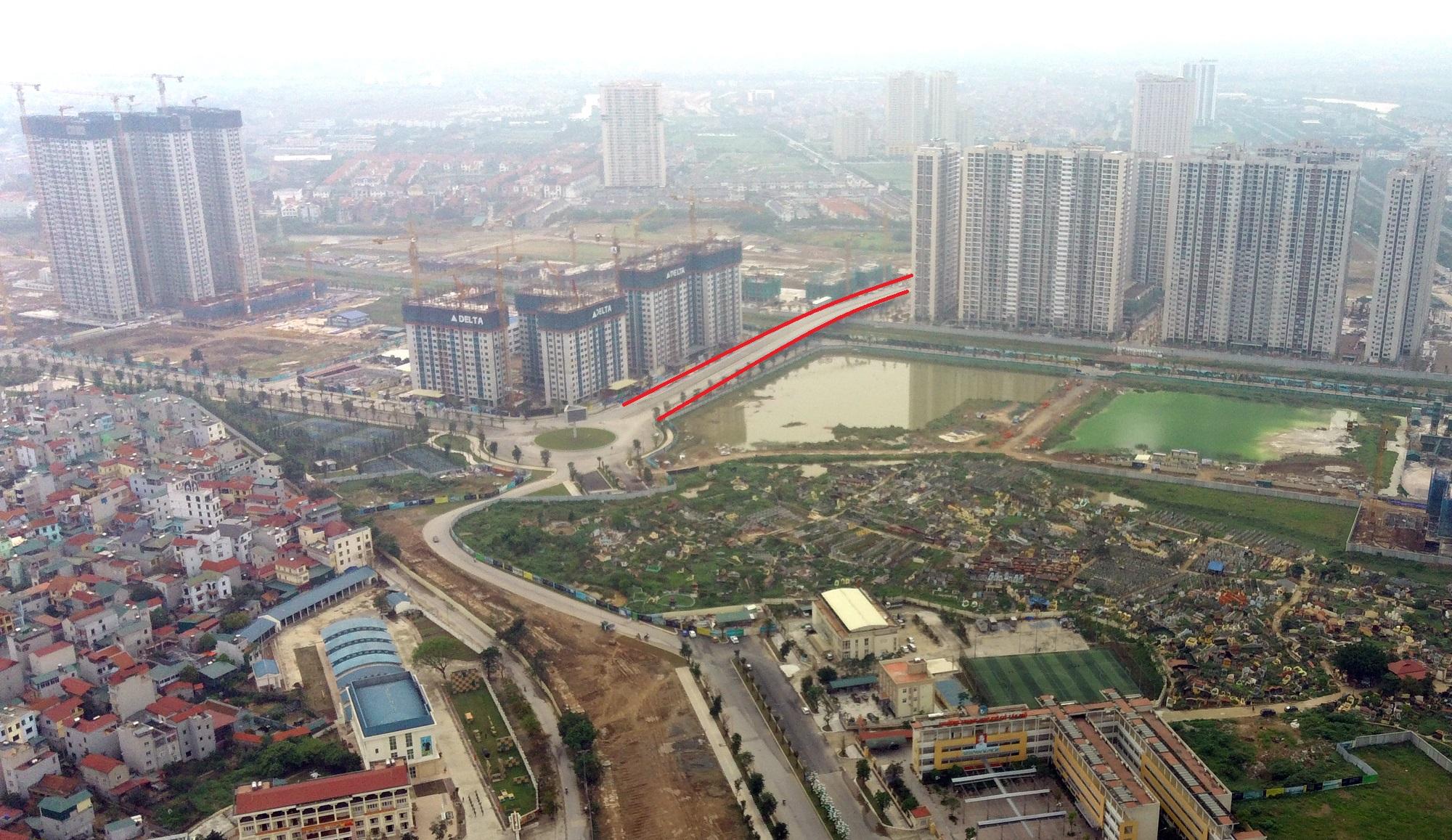 Kế hoạch sử dụng đất phường Tây Mỗ, Nam Từ Liêm, Hà Nội năm 2021 - Ảnh 1.