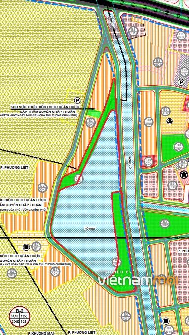 Hai khu đất dính quy hoạch ở phường Phương Liệt, Thanh Xuân, Hà Nội - Ảnh 2.