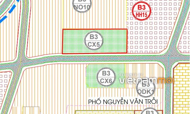 Hai khu đất dính quy hoạch ở phường Phương Liệt, Thanh Xuân, Hà Nội - Ảnh 15.