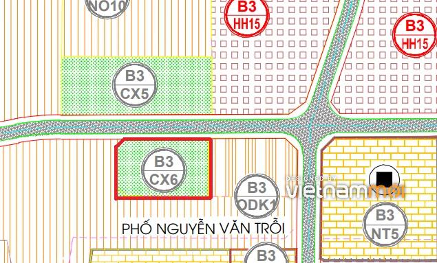 Những khu đất dính quy hoạch đất cây xanh ở phường Phương Liệt, Thanh Xuân, Hà Nội - Ảnh 19.