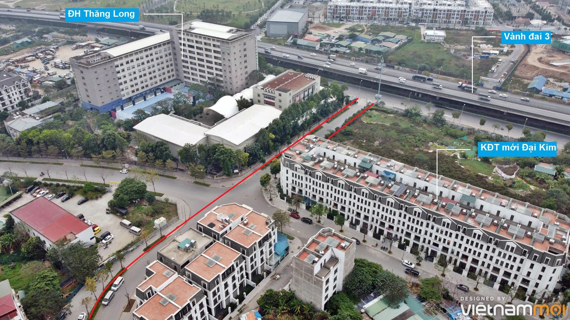 Đường sẽ mở theo quy hoạch ở phường Đại Kim, Hoàng Mai, Hà Nội (phần 3) - Ảnh 3.