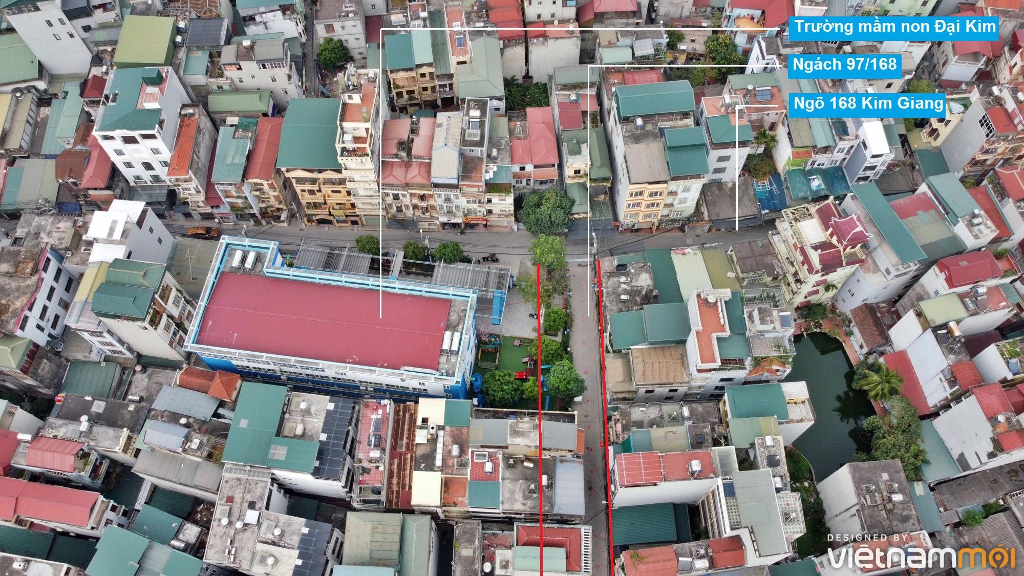 Đường sẽ mở theo quy hoạch ở phường Đại Kim, Hoàng Mai, Hà Nội (phần 3) - Ảnh 5.