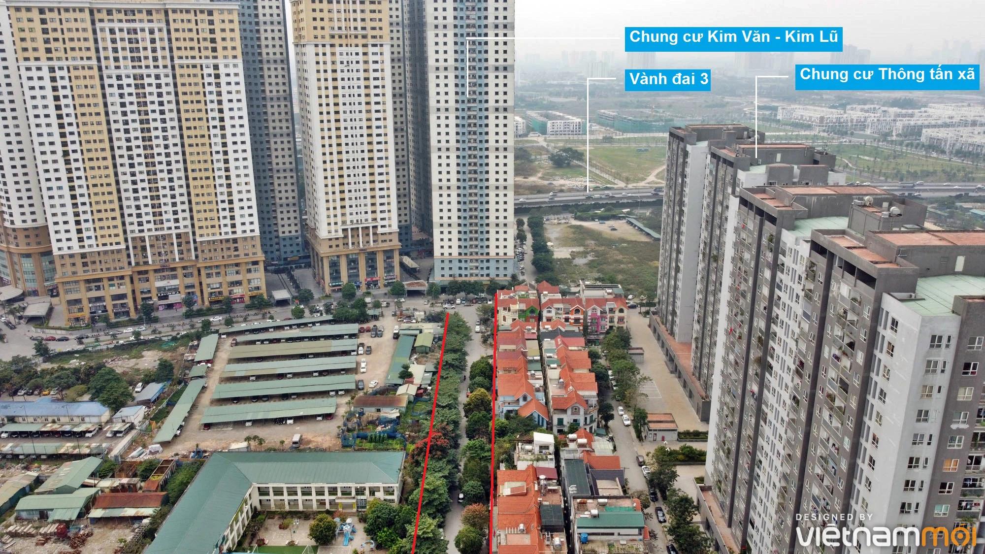 Đường sẽ mở theo quy hoạch ở phường Đại Kim, Hoàng Mai, Hà Nội (phần 3) - Ảnh 7.