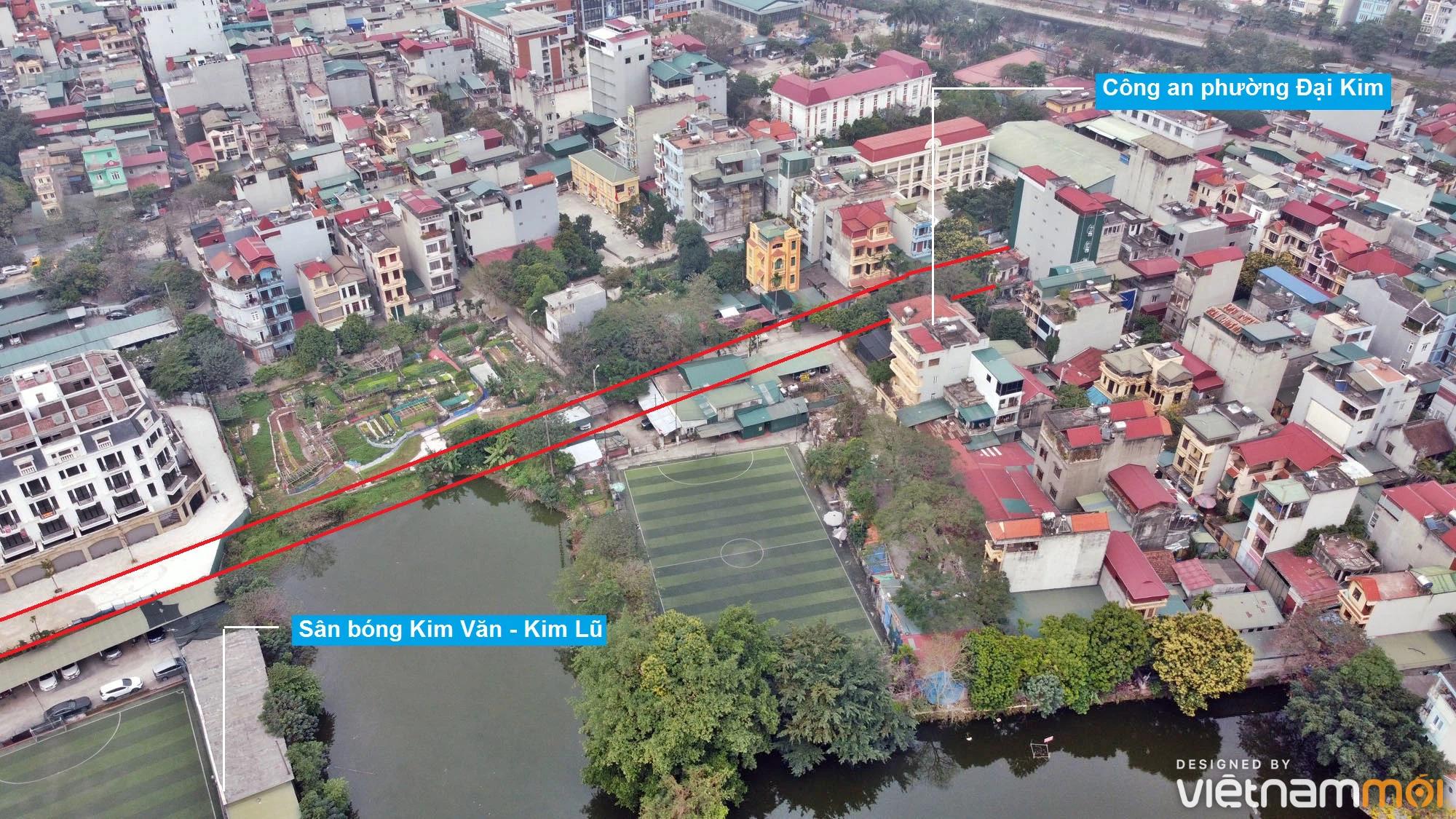 Đường sẽ mở theo quy hoạch ở phường Đại Kim, Hoàng Mai, Hà Nội (phần 3) - Ảnh 8.